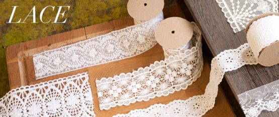Embroidery Lacee